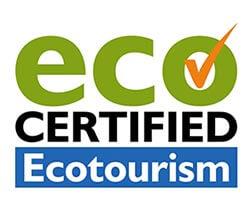 eco certified tourism logo